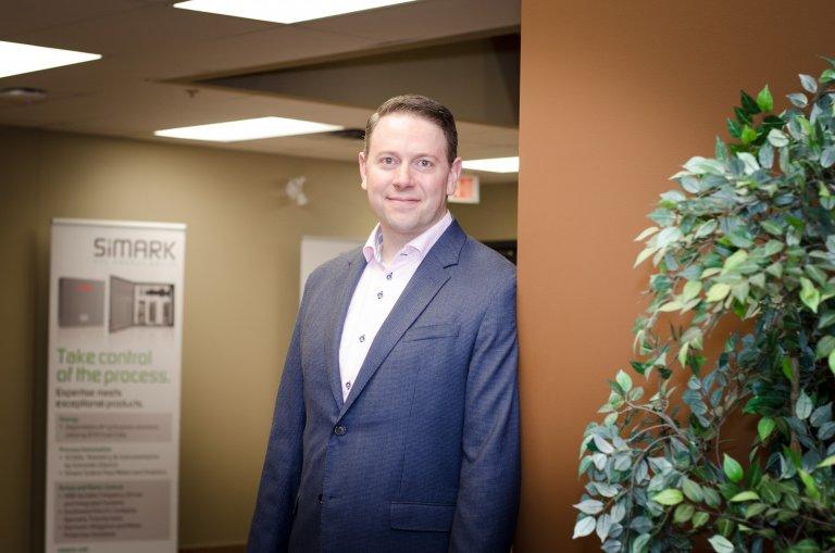 Jason Galbraith - Simark VP of Technology