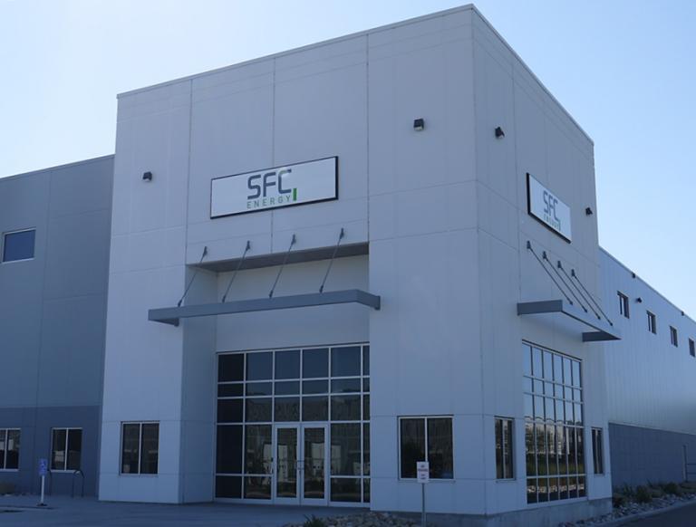 SFC Energy Canada Office