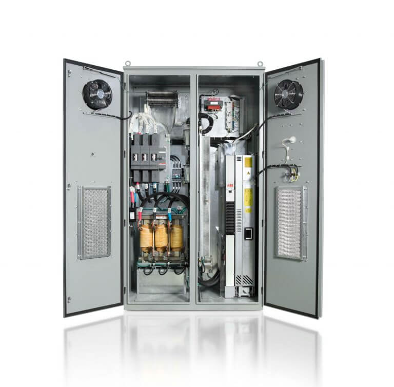 Integrated Solutions Drives Motor Controls 01