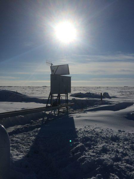 Efoy Pro Fuel Cell Snow