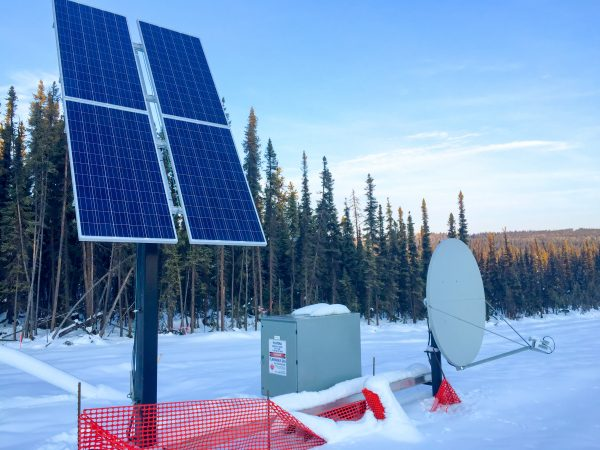 Efoy Pro Snow Solar Energy Fuel Cell